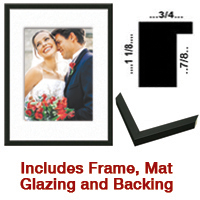 Complete Picture Frame